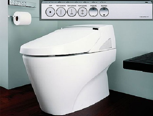 3 benefits of installing bidet toilet combo. Black Bedroom Furniture Sets. Home Design Ideas