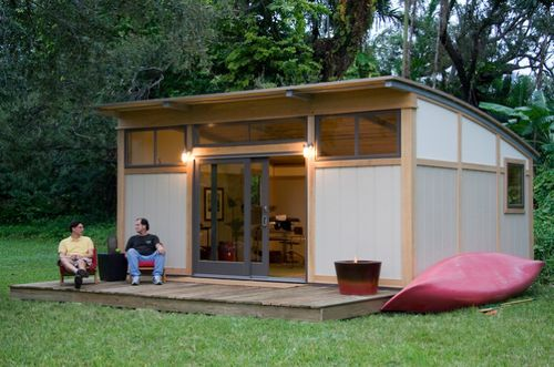 3 houses to build yourself examples for How to build a small home