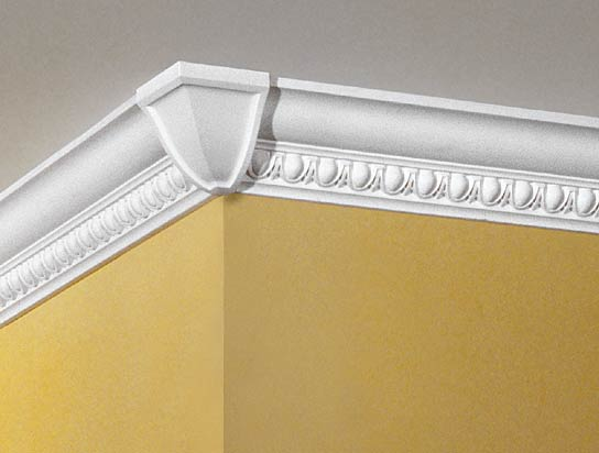 Crown Moulding Corners