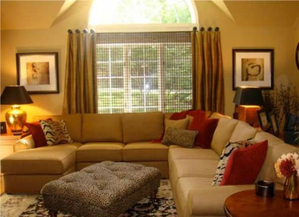 Tips to create comfortable modern family room for Comfy family room ideas