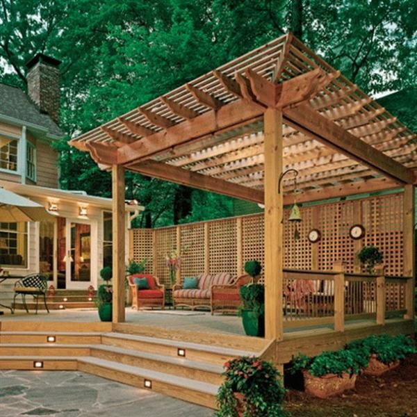 Tips To Decorate Deck With Japanese Style