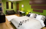 <b>4 Benefits Of Green Color Bedroom</b>