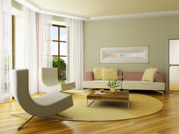 How To Make Living Room Look Bigger