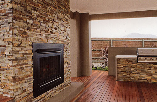 interior stone wall panels - Interior Stone Wall Designs