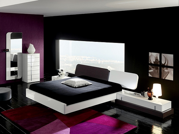 Luxury Black Background Rooms
