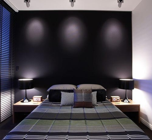 Luxury Black Background Walls