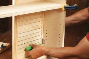 Make Bathroom Cabinet Doors