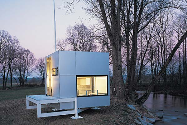 Micro Home Plans