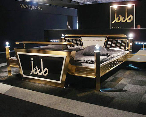 Most Expensive Bed World