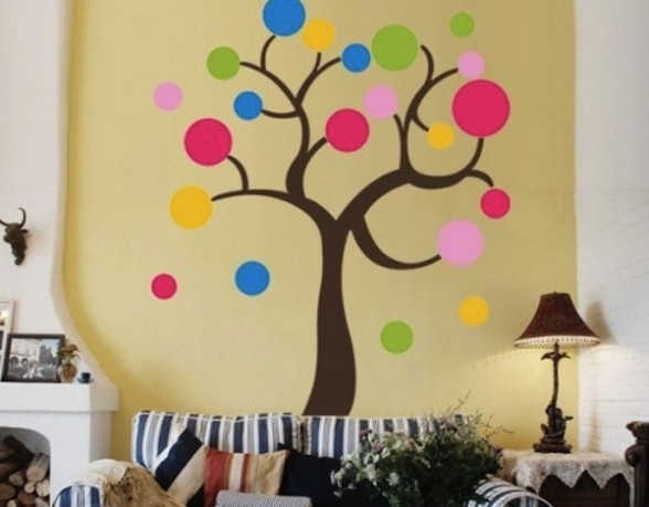 Painting Ideas For Living Room Walls