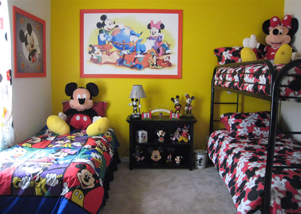 Room Themes For Girls