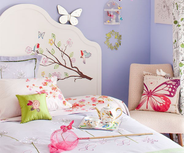 Room Themes For Teenage Girls