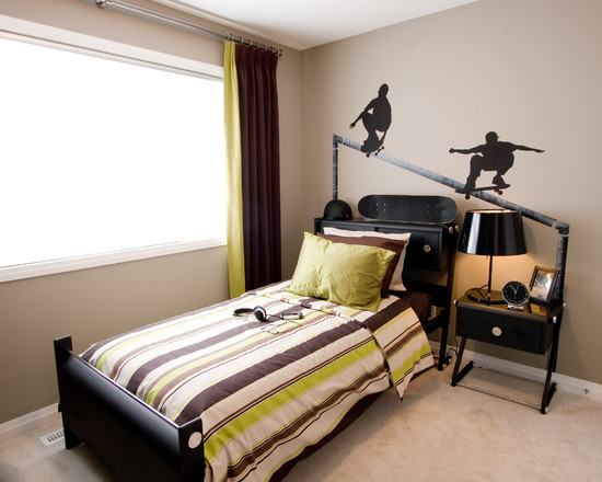 Simple Bedroom Decorating