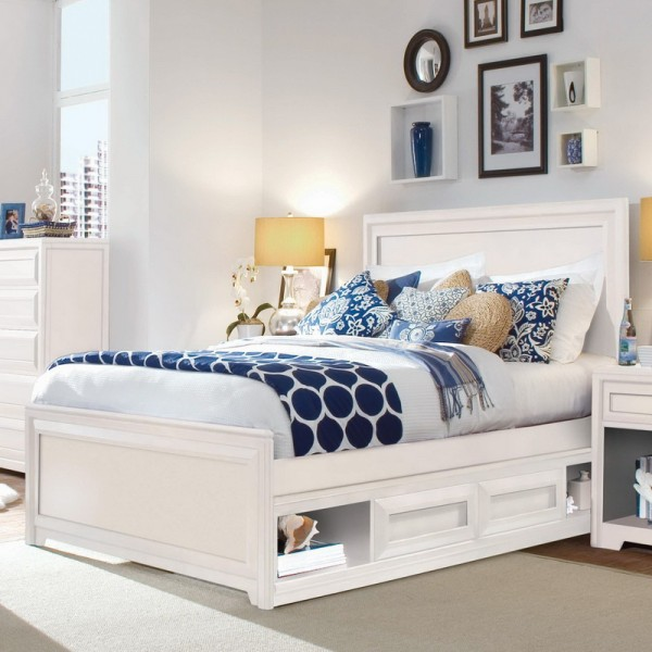 Single Box Bed Designs