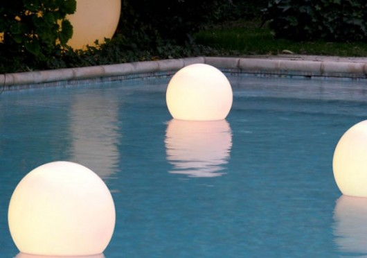 Slide Italian Pool Lights