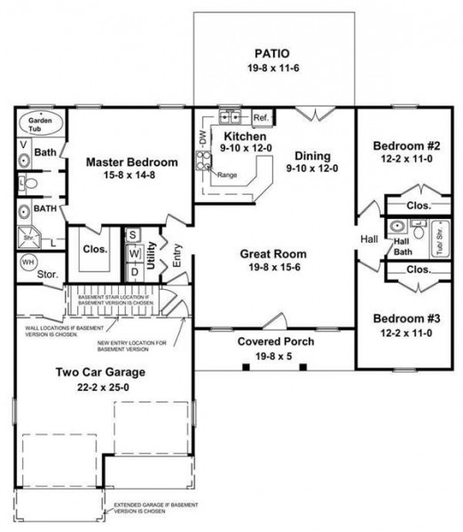 Small House Floor Plans