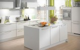 <b>Tips To Apply White Color On Small Kitchen</b>