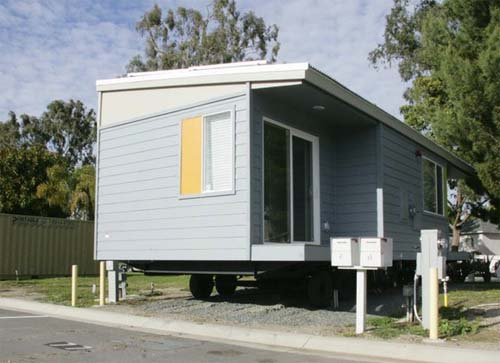 Small Trailer Home Plans