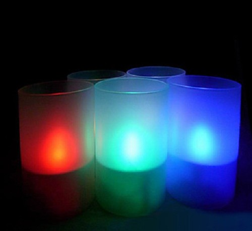 Solar Lights That Change Color