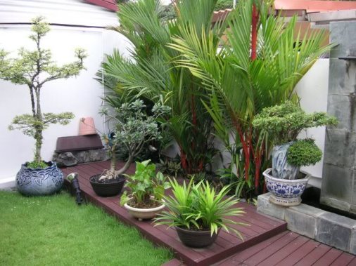 terraced house garden ideas - Garden Design Terraced House