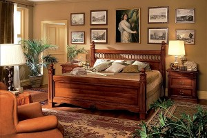 Traditional Wooden Bed Designs