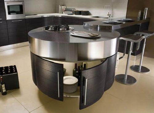 Ultra Modern Kitchen Designs