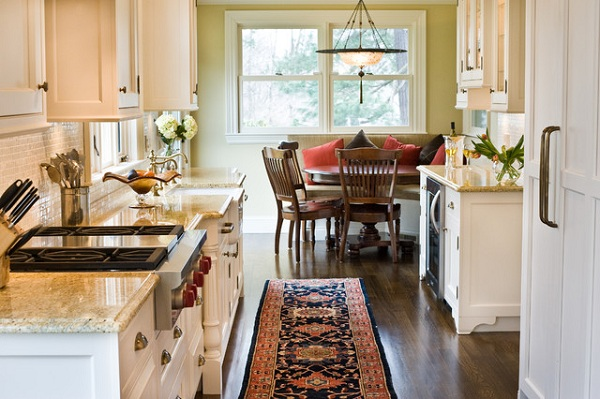 Tips To Decorate Kitchen With Victorian Style Homedecomastery