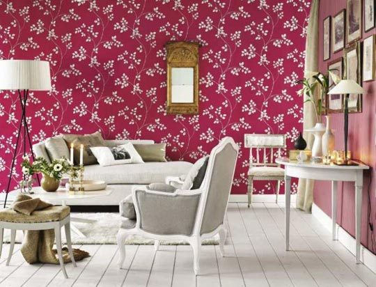 Wallpaper For Interior Walls