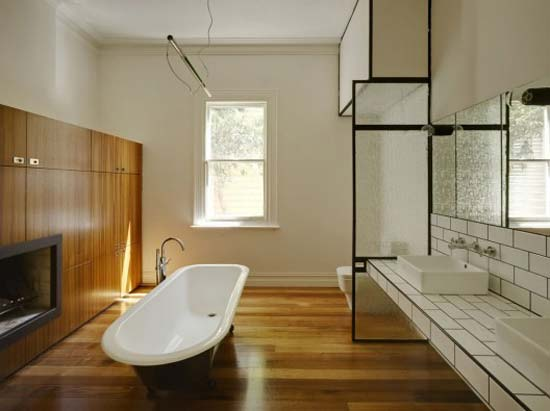 Wood Bathroom Tile