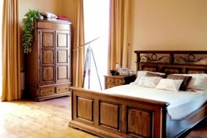 wooden bed designs - Wooden Bedroom Design