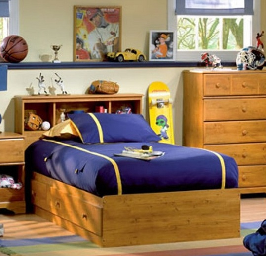 Wooden Box Bed Designs