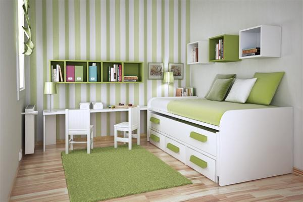 Decorating Small Spaces Ideas
