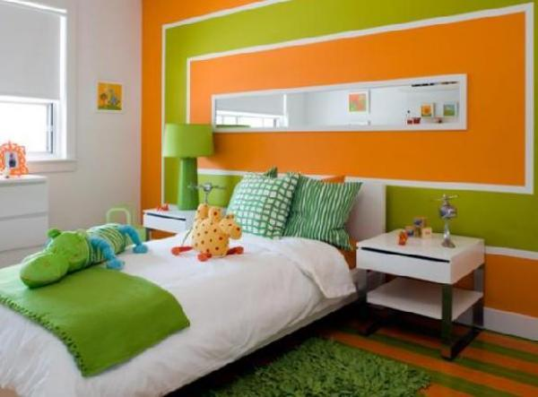 green colour schemes bedrooms - Green Color Bedroom