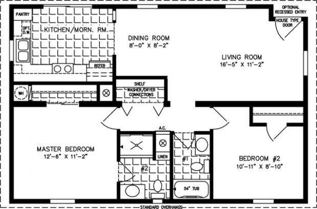 Mini House Plan