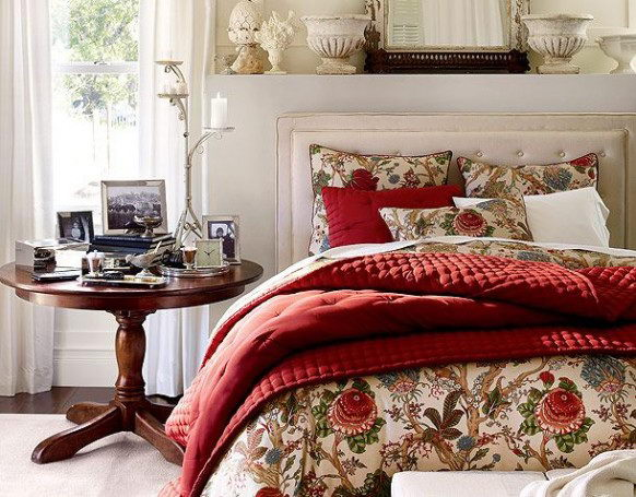 Romantic Bedroom For Couples