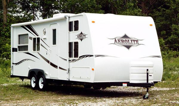 Small Travel Trailer Plans