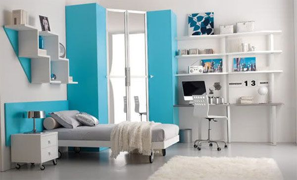 Amazing Bedroom Designs For Teenagers