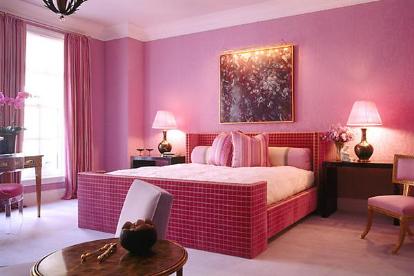 Bedroom Color Interior Design