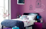 <b>Tips To Beautify Bedroom With Purple</b>