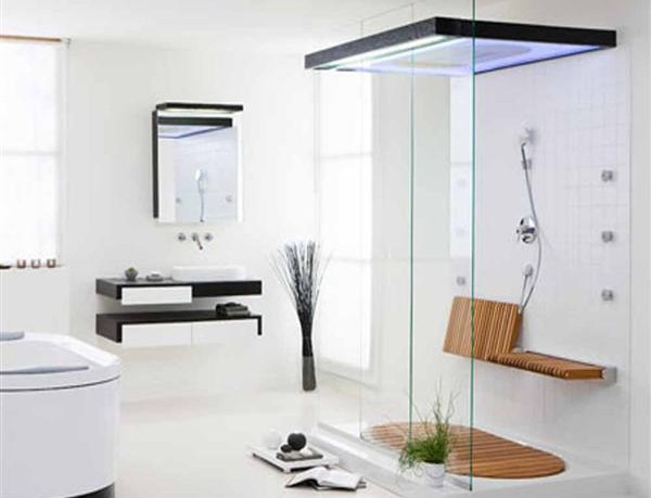 & 6 Solutions For Small Space Bathroom