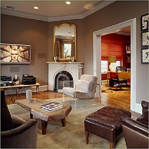 9 cheap ideas to decorate fireplace in corner Corner fireplace makeover ideas