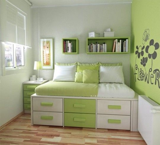 How To Make A Small Bedroom Look Bbigger With Paint