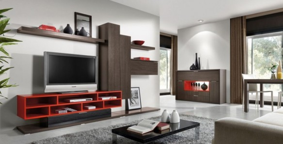 Furniture Design Tv Unit lcd tv unit furniture design