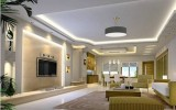 <b>4 Essential Elements To Beautify Pop Living Room Ceiling</b>