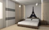 <b>Tips To Decorate Bedroom With Paris Theme</b>