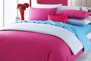 Tips To Decorate Bedroom With Blue And Pink