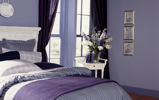 Purple Room Painting Ideas
