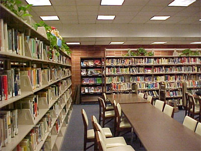School Library Design