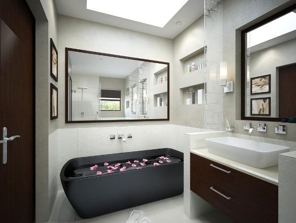 Small Bathroom Design Plans
