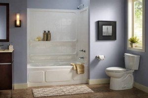 Small Shower Tub Units